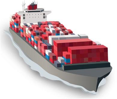 Dịch vụ Vận chuyển và Gửi hàng bằng đường Biển đi nước ngoài