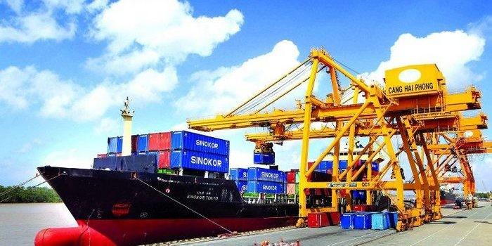Quy trình vận chuyển hàng hóa đường biển